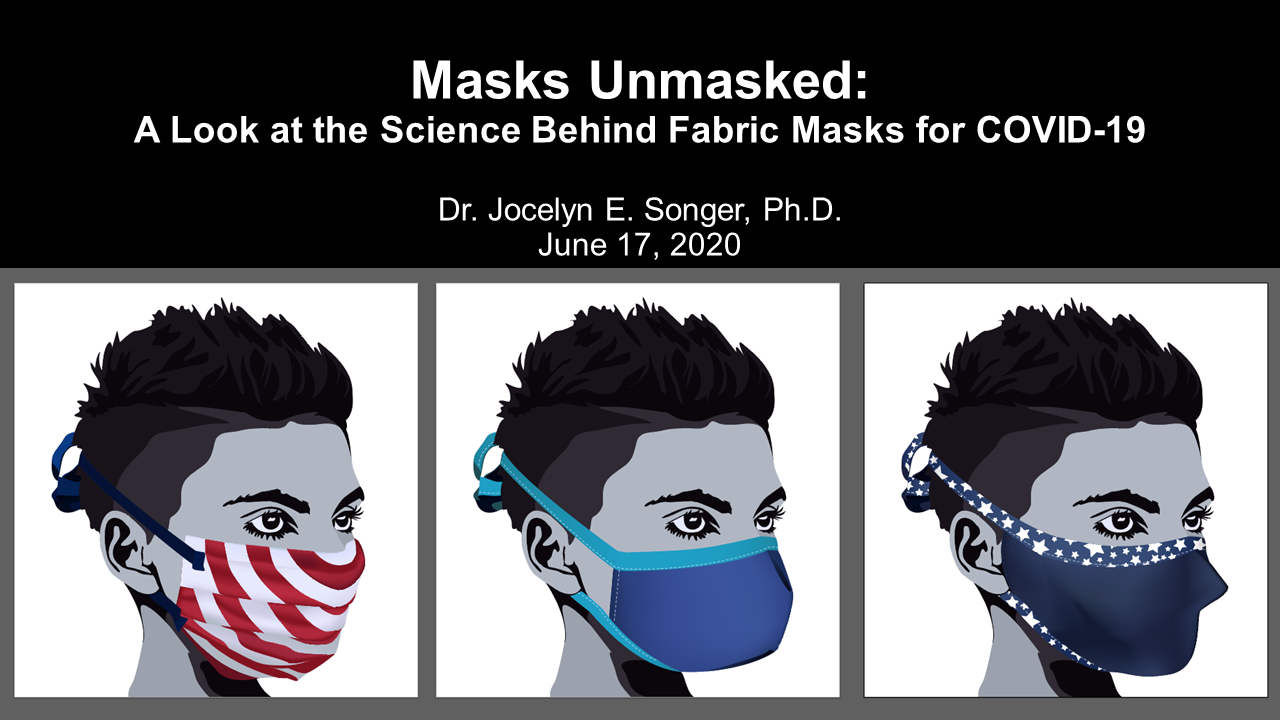 Homemade Mask Summit: Masks Unmasked
