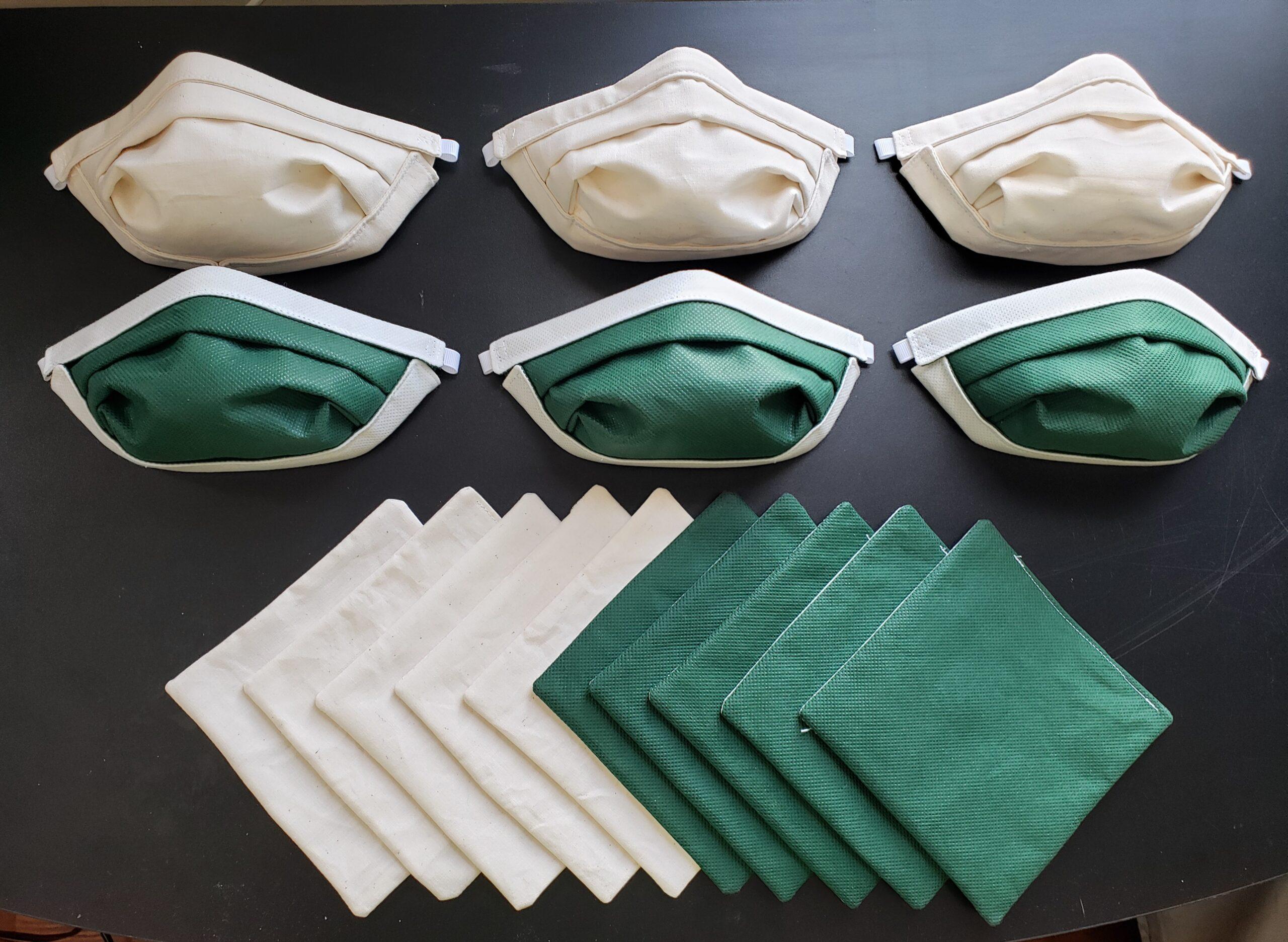 Mask Material Testing Plan