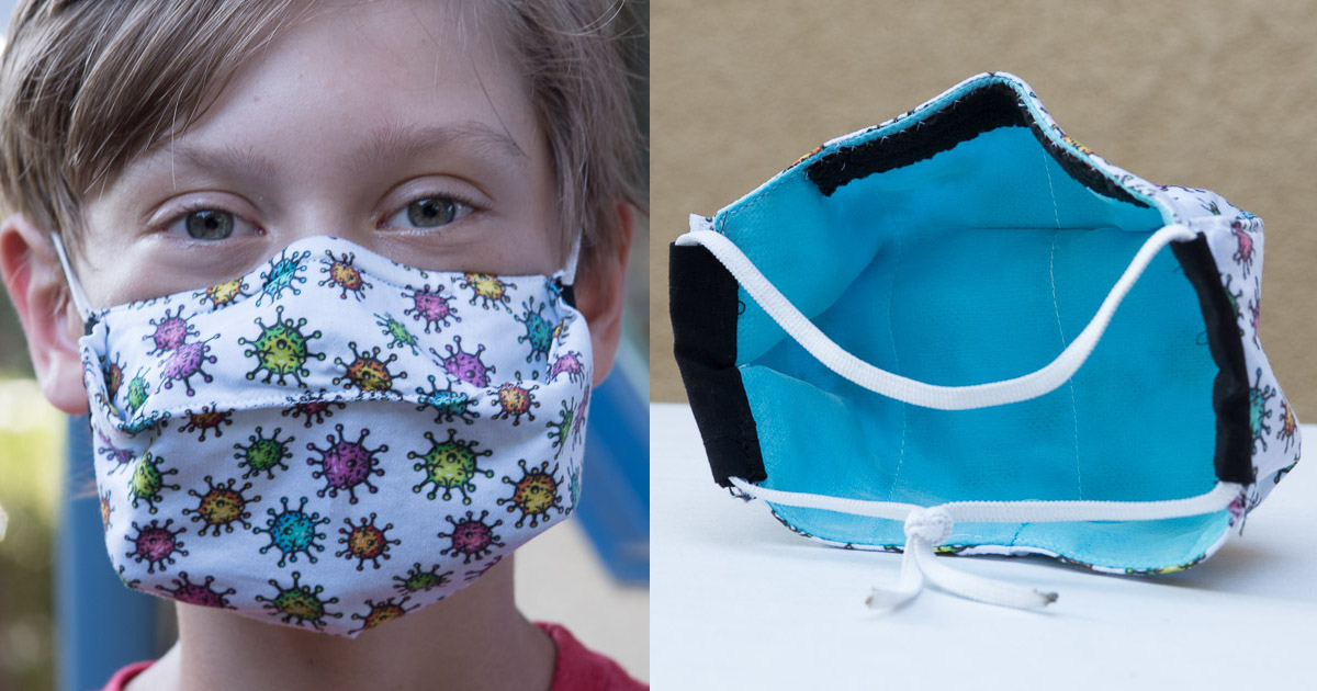 A Mask Fabric Combination Better Than Cotton